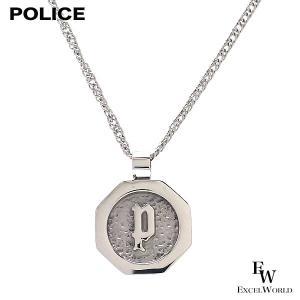 ポリス POLICE ネックレス Sサイズ メンズ レディース TOKEN PICCOLO 26377PSS01 エクセルワールド プレゼントにも おしゃれ アクセサリー TP|excelworld