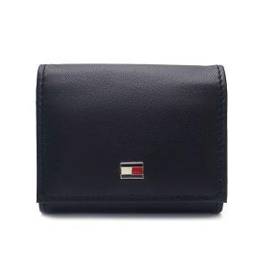 トミーヒルフィガー  財布 メンズ コインケース 小銭入れ OMMY HILFIGER 31TL25X013 ブラック|excelworld