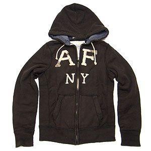 Abercrombie&Fitch アバクロンビー&フィッチ パーカー メンズ Mサイズ ブラウン excelworld