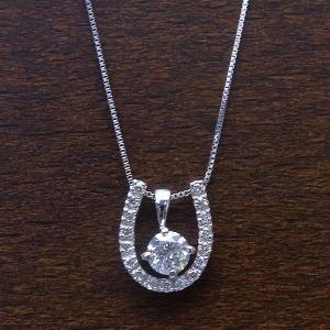 K18 WG ネックレス ダイヤモンド 0.30ct excelworld