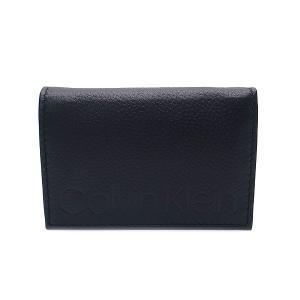 カルバンクライン メンズ カードケース 名刺入れ Calvin Klein 79472 レザー ボックス付き ブラック excelworld