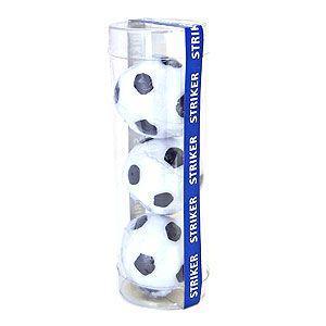 キャンドル サッカーボール   三個入  B5522-00-20|excelworld