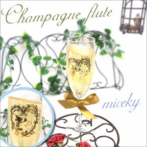 【NEW!!】Disny ディズニー キャンドル シャンパンフルート ミッキー♪|excelworld
