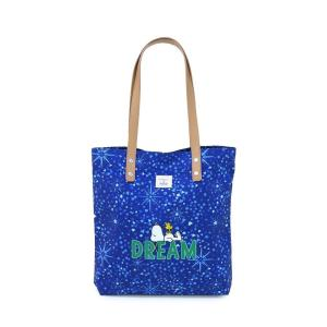 キャスキッドソン Cath Kidston トートバッグ SMALL SIMPLE SHOPPER 910132 105234016564102 レディース TRUE NAVY / SNOOPY MIDNIGHT STARS キャスキッドソン excelworld