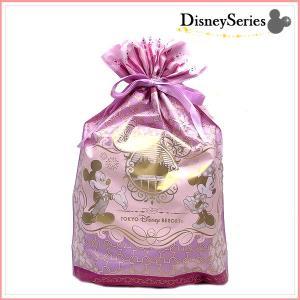 東京ディズニーリゾート限定 ギフト用袋 ぬいぐるみSサイズに最適 Mサイズ D-GIFT-M-PINK2 ピンク|excelworld