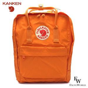 フェールラーベン リュックサック KANKEN カンケン F23510 バックパック レディース メンズ FJALLRAVEN 212 バーントオレンジ BURNT ORANGE|excelworld