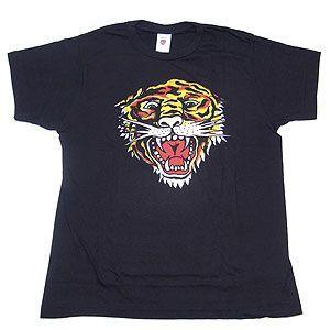 EDHARDY エドハーディー Tシャツ R1BBAAAZ ブラック エクセルワールド ブランド プレゼントにも excelworld