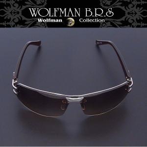 WOLFMAN ウルフマン サングラス WO-SG-018BR