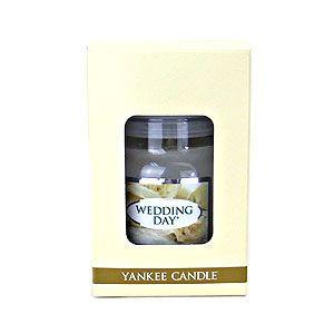 YANKEE CANDLE アロマ キャンドル YCジャーS ろうそく ウェディング YE003-05-12|excelworld