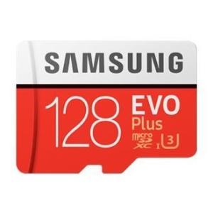 128GB Samsung サムスン microSDXCカード EVO Plus Class10 U...