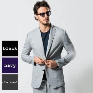 【SALE 50】wjk 20s easy light jacket 2938cs36 【 アンコンジャケット コットンポリ テーラード 】【MENS】|exclusive