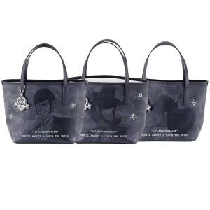 GENTIL BANDIT ジャンティバンティ LIMITED EDITION TOTE BAG 10周年限定トートバッグ GB10E-PM LUPIN JIGEN GOEMON|exclusive