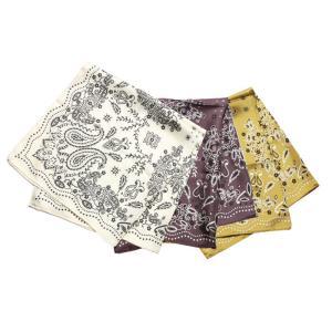 【SALE 30】manipuri マニプリ scarf シルクスカーフ 65×65 レディース 0103330001 kaleido BROWN MASTERED exclusive