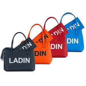 LADIN ラディン MINI TOTE BAG ミニトートバッグ ユニセックス ゴルフアパレル Navy Orange Red Blue|exclusive