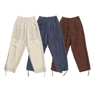 【SALE 40】TICCA ティッカ ミリタリーパンツ レディース 21春夏 OFF WHITE CAMEL BLUE TBAS-174 exclusive