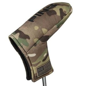 PING ピン MultiCam Blade Putter Cover|excorsgolf