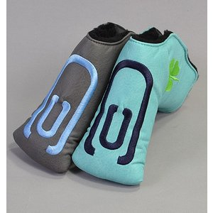 AM&E エクスコアーズオリジナル excors original Putter Cover Snap-Fit Clover for Blade ブレードタイプ用|excorsgolf