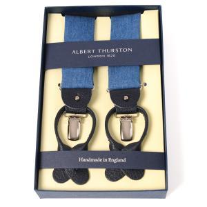 英国紳士をはじめ、世界の著名人に今も尚、 愛され続けているサスペンダーのブランド。 ALBERT T...