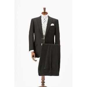 EXCYオーダーブラックスーツ(略礼服)|excy