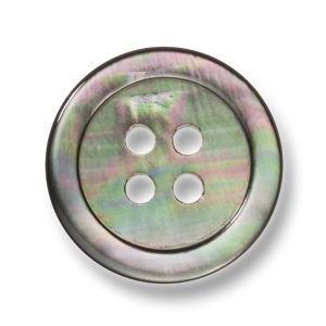 黒蝶貝 20mm [EXCY天然貝ボタンシリーズ]|excy