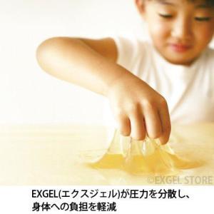 クッション エクスジェル EXGEL たび・ざぶL TBZ01 日本製 携帯用 座布団 旅行 痔 腰痛 ギフト|exgel|05
