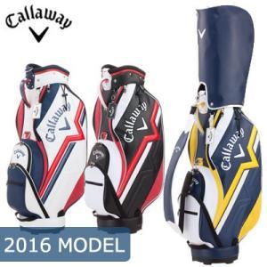 Callaway(キャロウェイ) LIGHT メンズ  キャディバッグ 16 JM
