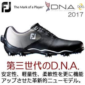 FOOTJOY(フットジョイ) D.N.A Boa 2017 メンズ ゴルフシューズ 53333 ブ...