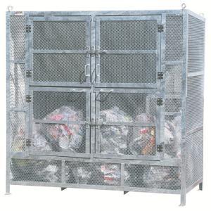 【法人様限定商品】ゴミ収集庫 ダストピットボックス2000L CS-15(アルインコ) exis