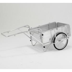 アルインコ SHOWA折りたたみ式リヤカー180kg HKW-180【ハイグレードタイプ】|exis
