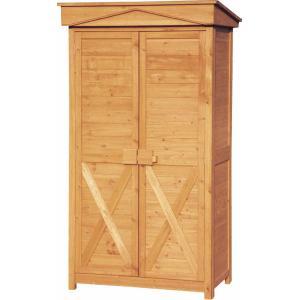 木製物置 収納庫 ガーデンストア1108|exis
