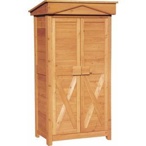 木製物置 収納庫 ガーデンストア0907|exis