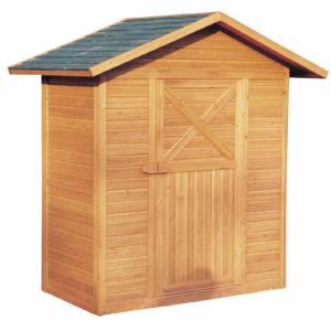 木製物置 収納庫 ガーデンストア1912|exis