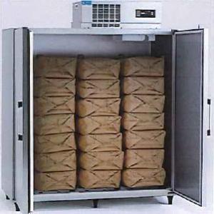 【配送・設置込】アルインコ 玄米専用保冷庫 SXR21E 21袋用【アウトレット】|exis