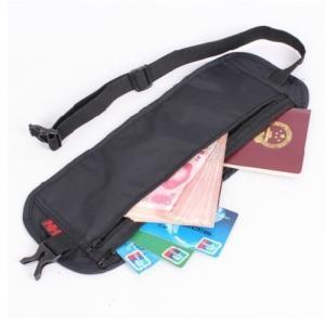 海外旅行などの時のあなたの大切な貴重品などを守るシークレットウエストポーチです?  海外旅行等でパス...