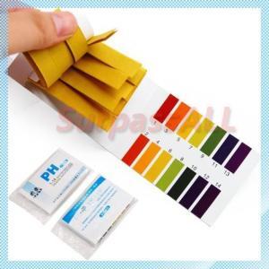 低価格なブックタイプの pH試験紙|exlead-japan