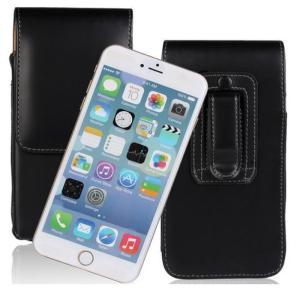 iPhoneX /iPhone8 Plus /iPhone7 Plus / iPhone6 Plus 縦型ベルトクリップホルダーレザーケース 腰装着 送料無料|exlead-japan