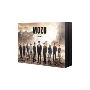 MOZU Season2 〜幻の翼〜 DVD-BOX TCED-2364 ハードボイルド ドラマ 日本 シーズン2 シリーズ 西島秀俊 5話 モズ 4枚組 連ドラ|exlead-japan
