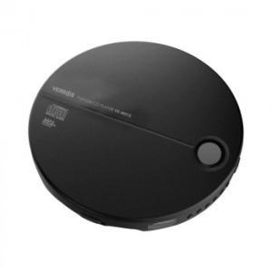 ポータブルCDプレーヤー ブラック×ブラック VS-M015BB|exlead-japan