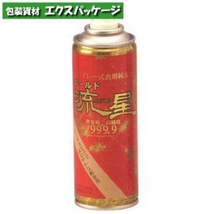 【池伝】ツキオカ 金粉スプレー 「ゴールド流星 大缶」 140ml 740149|expackage