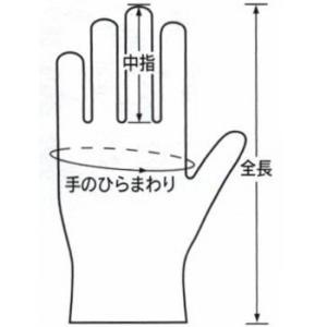 ポリ手袋 外エンボスタイプ M-1 化粧箱入り 100枚 LDPE 0854638 福助工業 expackage 03