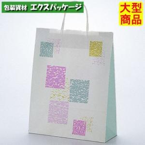 手提袋 ラッピーバッグ No.2 雅 200枚 0120391 ケース販売 取り寄せ品 福助工業|expackage