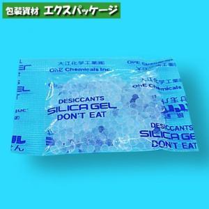 【大江化学工業】乾燥剤 シリカゲル 2g QP2 4500入 【ケース販売】|expackage