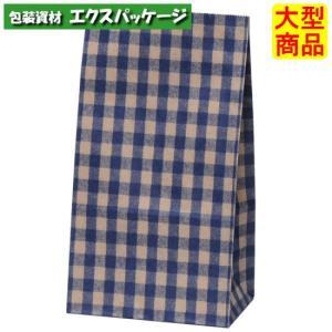 【パックタケヤマ】角底袋 ハイバッグ チェック H4 XZT00417 2000入 【ケース販売】|expackage