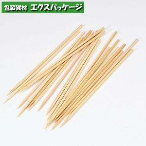 【出雲竹材工業所】竹串 2.5×120(1kg) 1入|expackage