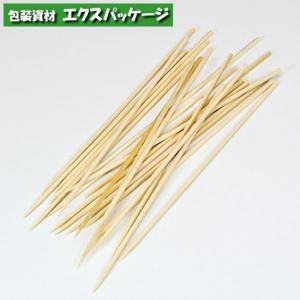 【出雲竹材工業所】竹串 2.5×150(1kg) 1入|expackage
