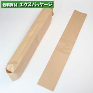 フランスパン袋 未晒無地 L 50枚入 #004160300 バラ販売 シモジマ|expackage