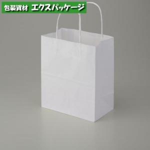 25チャームバッグ 21-12 晒80g 白無地 50枚入 #003266000 バラ販売 シモジマ|expackage