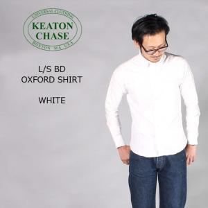 (キートンチェイスUSA) KEATON CHASE USA  L/S BD OXFORD SHIRT|explorer
