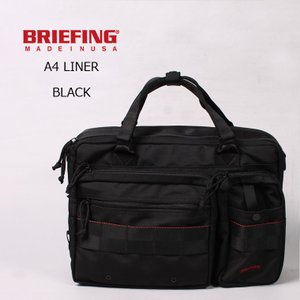 BRIEFING (ブリーフィング)  A4 LINER / 2colors|explorer