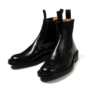 Tricker's (トリッカーズ)  STEPHEN w/DINITE SOLE / Black explorer
